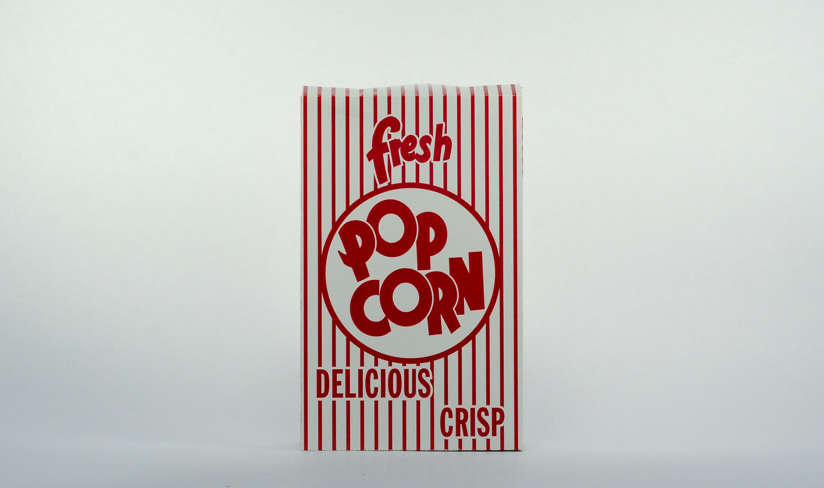 pre-packaged 1.5 once buttery popcorn box