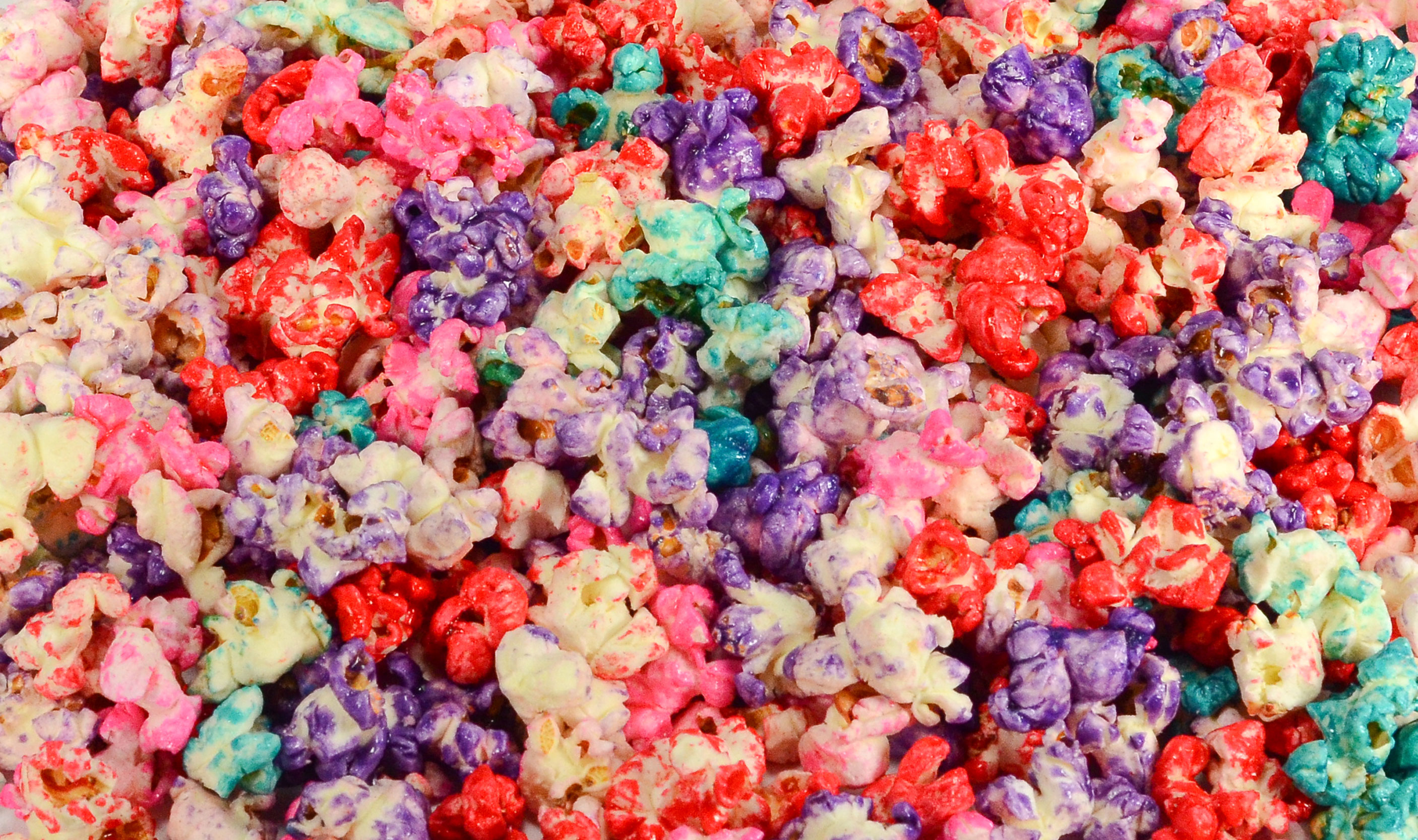 bulk candy glazed popcorn
