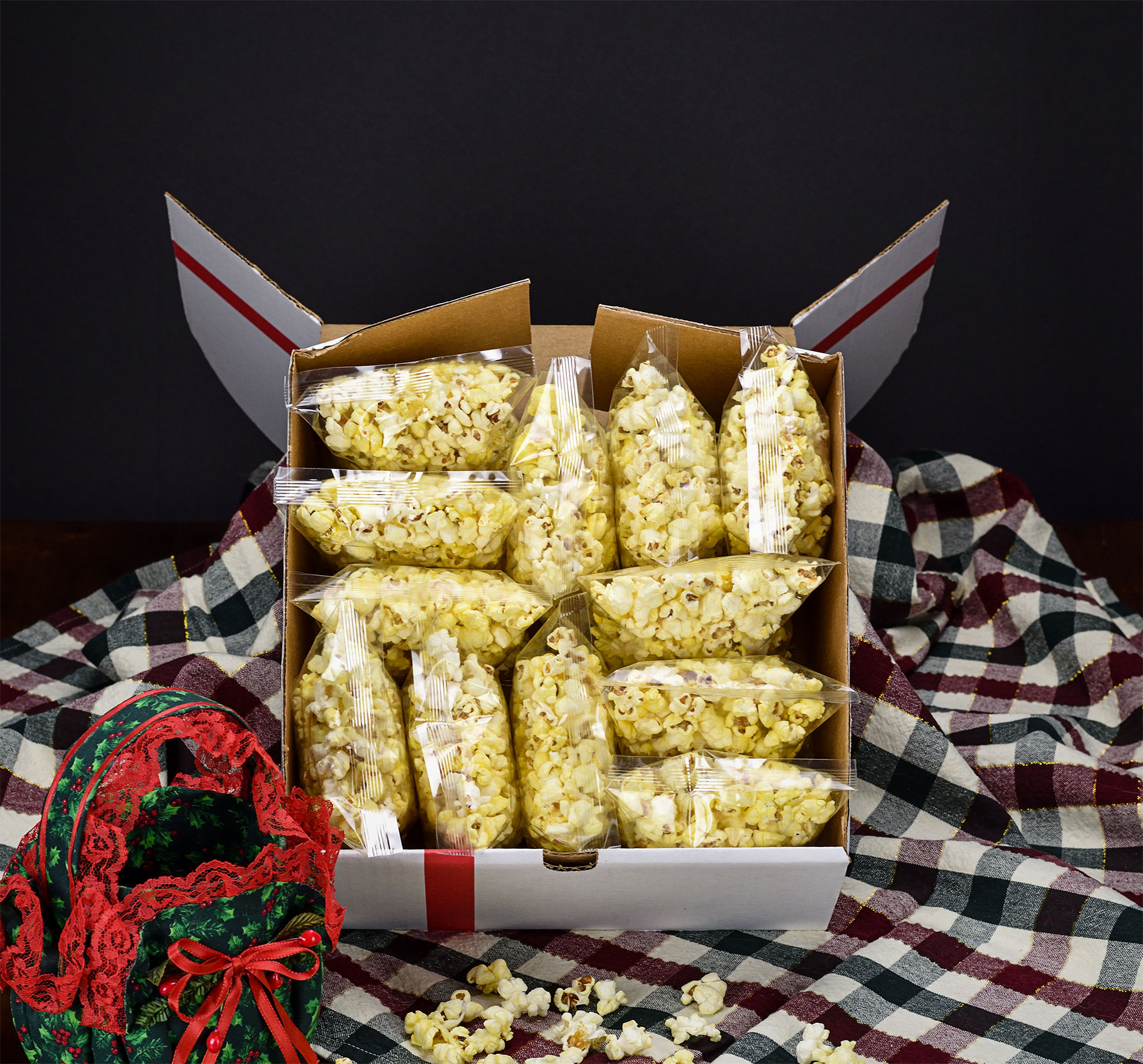 Small Gifts12 buttery popcorn snack bags