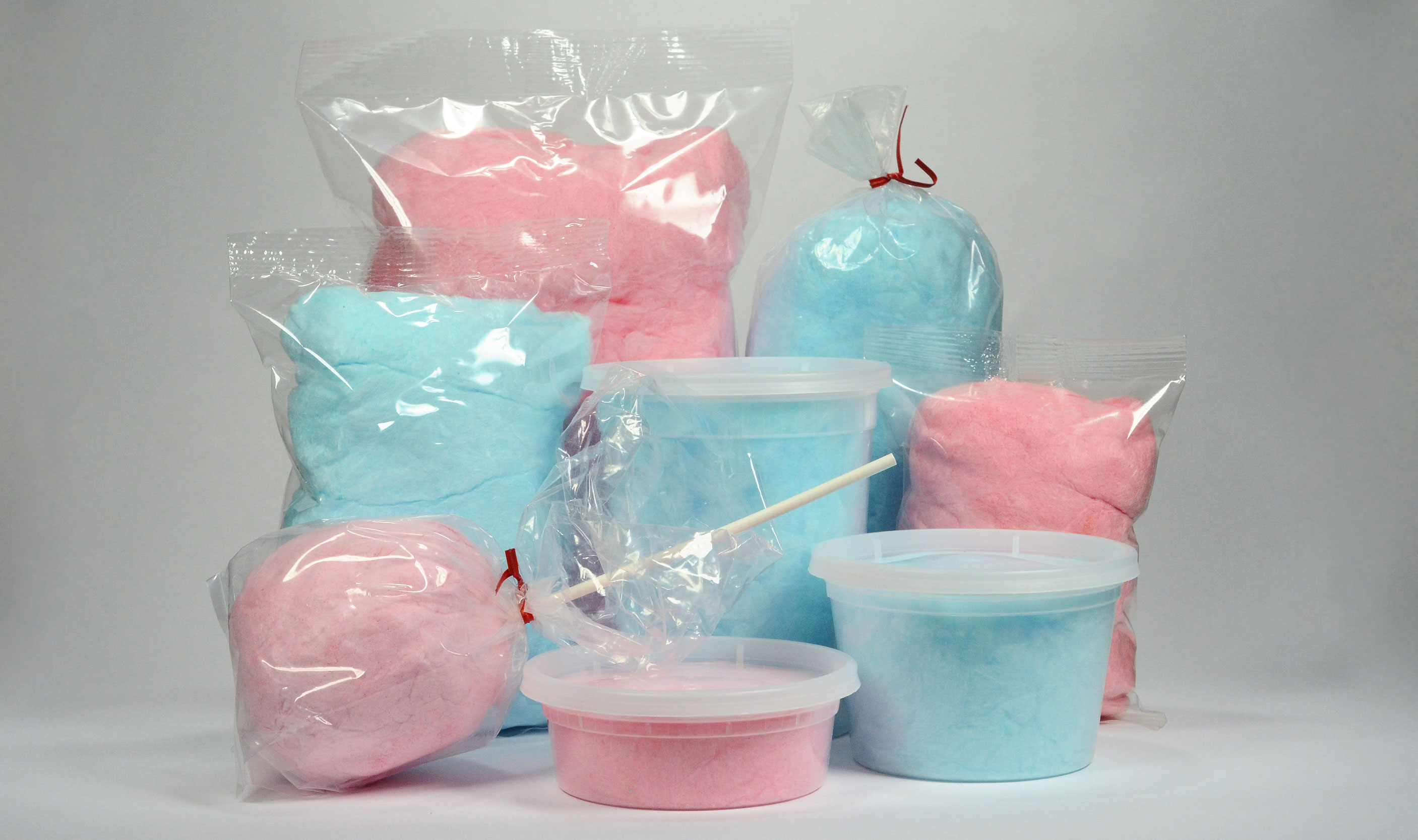 Cotton Candy sample/snack pack